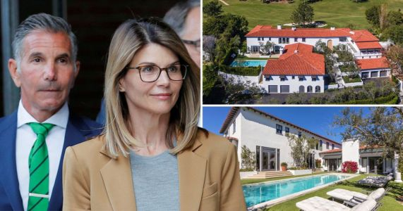 Lori Loughlin and husband Mossimo Giannulli sell Bel-Air mansion after pleading guilty in college admissions scandal