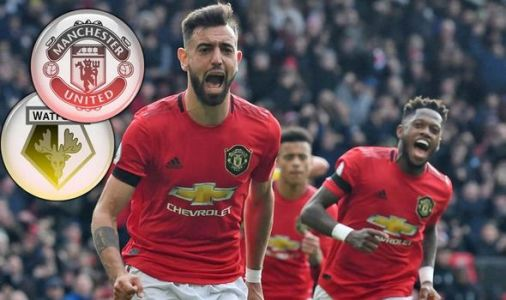 Man Utd player ratings vs Watford: Bruno Fernandes shines but midfielder gets a 4