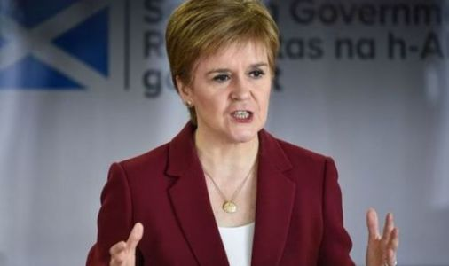 Nicola Sturgeon crisis: Scot leader admits party disputes a massive 'risk to SNP success'