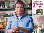 Jamie Oliver rides to the rescue with his inspirational new book