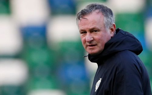Michael O'Neill remains coy over play-off commitment ahead of Euro 2020 qualifiers with Holland and Germany
