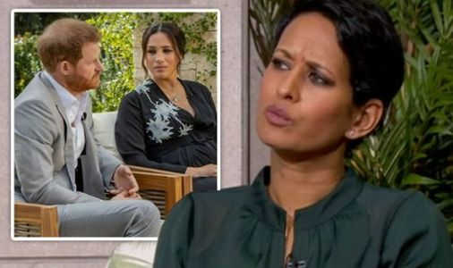 Naga Munchetty defends Meghan and Harry following backlash over interview: 'Power to them'
