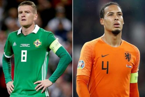 Northern Ireland vs Holland LIVE score: Team news, TV channel and live stream