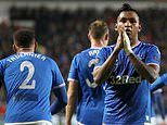 Rangers 1-1 Young Boys: Steven Gerrard's men secure place in Europa League knockout stages