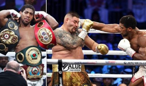 Anthony Joshua 'like Muhammad Ali' in Andy Ruiz win as Deontay Wilder, Tyson Fury warned