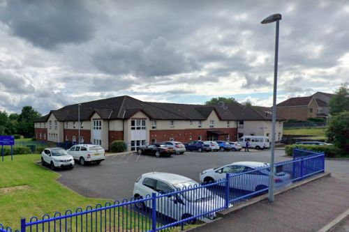 'Small and simple' funeral for one of 13 pensioners who died at Scots care home