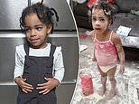 Father's hilarious video captures moment he discovered his toddlers covered in flour