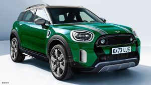 MINI plans triple strike on rivals with model shake-up