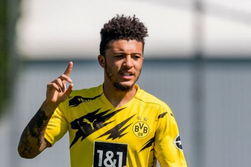 "Andy Cole urges Man Utd to still make move for ""different"" Jadon Sancho"