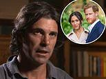 Prince Harry's friend Nacho Figueras says he's 'suffered a lot'