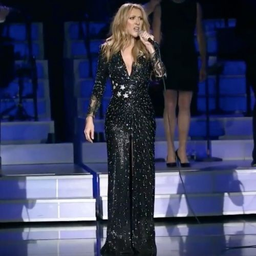 Celine Dion has thanked her fans for their support following the death of her mother