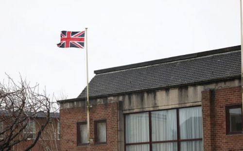 Northern Ireland council makes u-turn on not flying Union Flag on Prince Andrew's 60th birthday