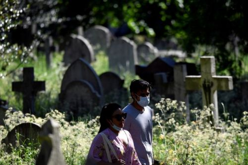More Than 4,000 People Have Now Died In The UK 'Second Wave'