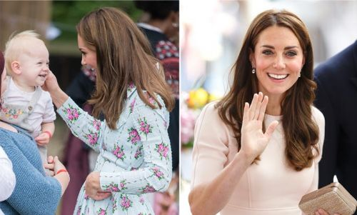10 of Kate Middleton's must-see heartwarming moments as a royal