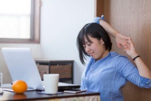 This Is What Happens To Your Body When You Work From Home