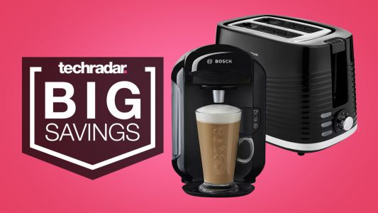 Huge Black Friday savings on Dyson, KitchenAid and Shark appliances at Argos