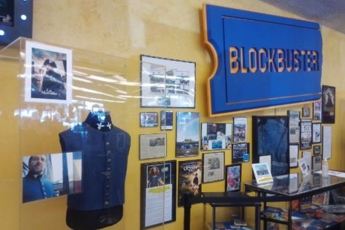 Last Blockbuster store turns into an Airbnb for nostalgic film fans