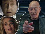 Star Trek: Picard first look! Jean-Luc gets surprise visit from Data and 7 Of 9