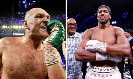 Anthony Joshua lifts lid on Tyson Fury sparring session and huge wager with Gypsy King