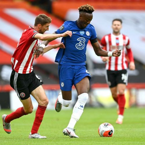 Chelsea star aims dig at Frank Lampard's tactics after heavy defeat to Sheffield United