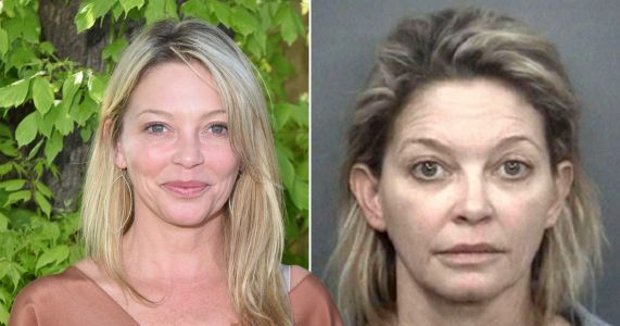 Empire star Amanda Detmer arrested for DUI and leaving scene of an accident