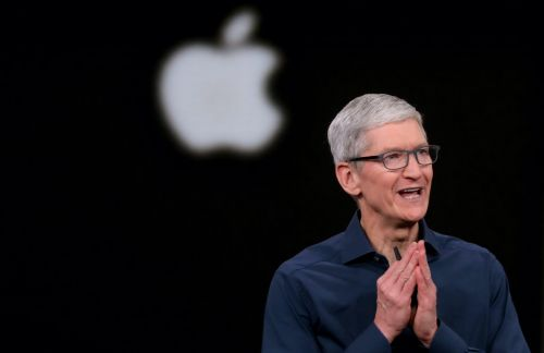Tim Cook said parts of Apple's home-working model will stay forever
