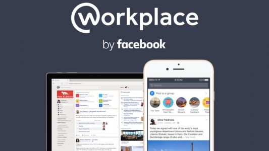 Facebook Workplace announces 'drop-in' video rooms
