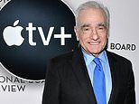 Martin Scorsese joins Apple's top Hollywood roster. as he inks deal to produce film and TV