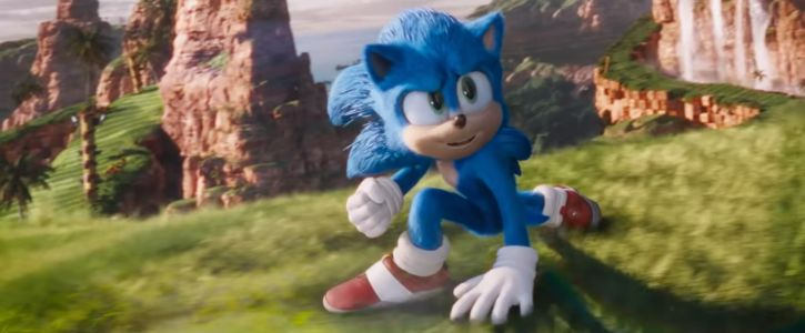 Sonic The Hedgehog movie set to be a hit with £35 million opening; theme song is by Wiz Khalifa