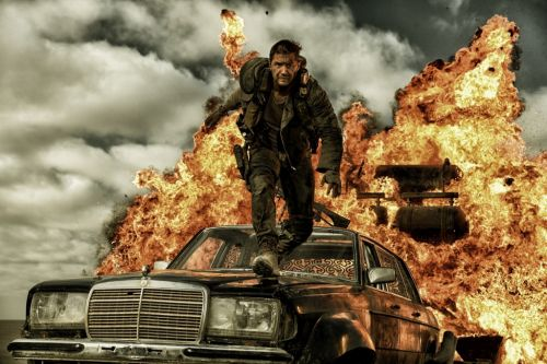 Mad Max: Fury Road voted 'greatest movie of the century'