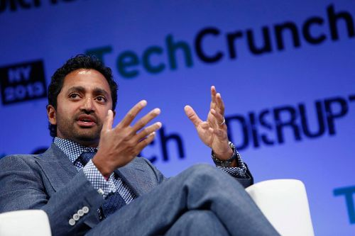 Billionaire investor Chamath Palihapitiya says GameStop's rally is no different than how Wall Street missed out on Tesla's surge