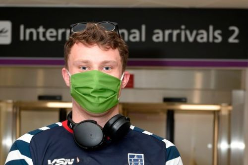 Scots returning from France react to beating 14-day quarantine cut-off