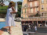 Joan Collins slams the lack of social distancing in St Tropez