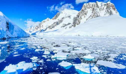 Sea levels could rise by FOUR METRES if ice sheet 60 TIMES size of Britain melts