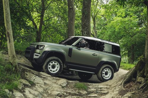 New 2020 Land Rover Defender 90 starting from £40,000