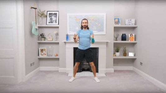 How to watch Joe Wicks' PE workout live on Wednesday 8 April