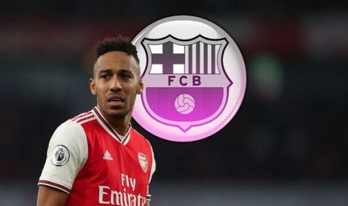 Barcelona think Arsenal team-mate might help seal Pierre-Emerick Aubameyang transfer