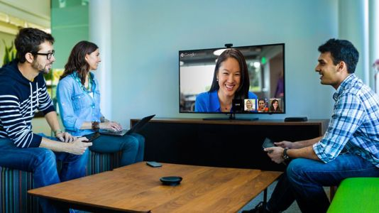 Video conferencing now more popular than email
