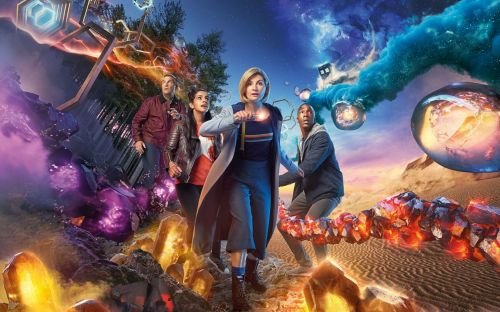 Jodie Whittaker as Doctor Who: new series goes back to basics for first-time viewers