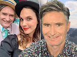 Dave Hughes declares his vegan diet has been a 'game changer' for his sex life with wife Holly