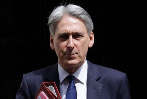 Philip Hammond Suggests He Could Vote To Bring Down Boris Johnson's Government Over No-Deal Brexit