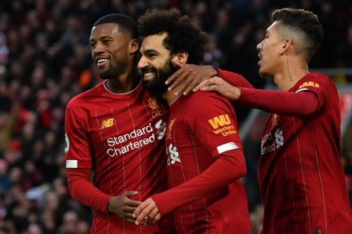 What is the Premier League highest points total, and what other records can Liverpool break this season?