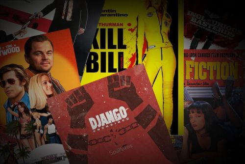 What order should you watch every Quentin Tarantino movie?