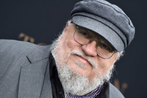 George RR Martin's short story Sandkings is being made into a film for Netflix