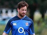 Danny Cipriani to undergo additional fitness work instead of joining World Cup training camp