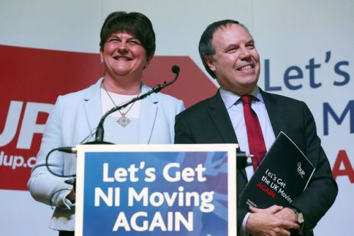 Why Is The DUP Missing From Election Coverage When It's Had So Much Influence?