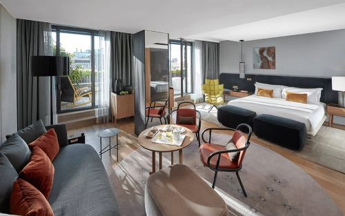 The best family-friendly hotels in Barcelona, including board games and film screenings