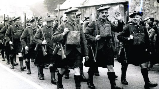 Recalling the sacrifice of the 51st Highland Division at St Valery in 1940