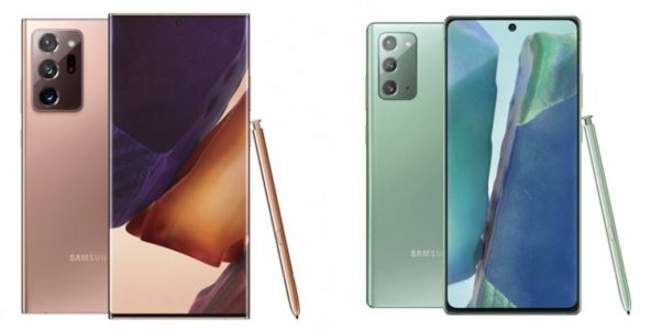 Samsung unveils Galaxy Note 20 Ultra with an eye-watering price