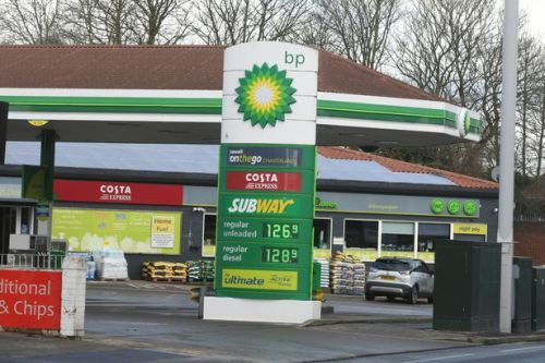 Motorists told to 'shop for fuel as usual' after BP, Tesco and Esso shut garages